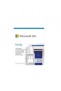 Microsoft Office 365 Family 6 Users, 1 Year