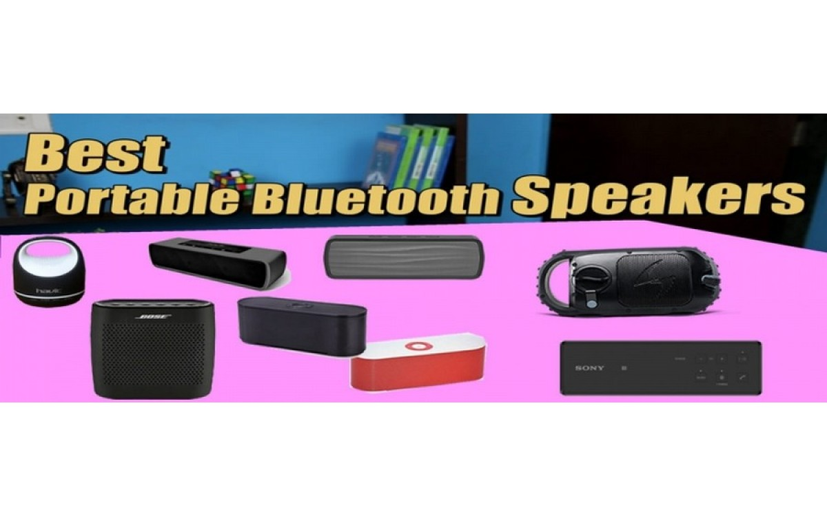 What To Look For In A Bluetooth Speaker