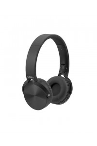 Coby Wireless Metal Folding Headphones