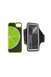 Rocketfish Armband Case For iPhone 5/5S/SE & Griffin Hard Case