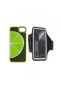 Rocketfish Armband Case for iPhone 5/5S/SE & Griffin Hard Case