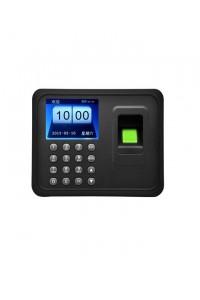 Biometric A6 Fingerprint Time Attendance Clock