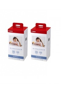 Canon Selphy Paper & Ink Set- Double
