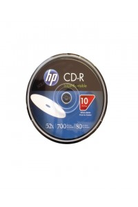 HP Printable CD 10-Packs