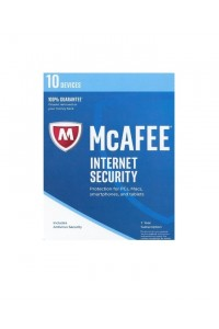 McAfee Internet Security | 10PCs