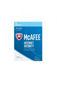 McAfee Internet Security | 3PCs