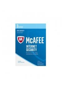 McAfee Internet Security 2017 | 3PCs