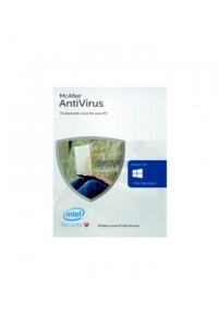 McAfee Antivirus| 1PC