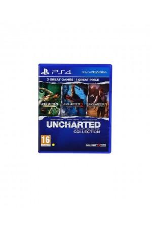 Uncharted Nathan Drake PS4