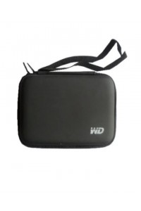 WD External Hard Drive Carry Case Pouch