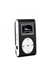 Digital MP3 Player with FM, MicroSD Slot