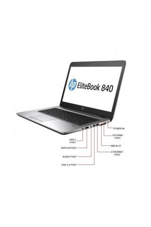 Hp Elitebook 840 Core i5 Laptop (USED)