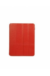 iPad 2/3/4 Smart Leather Case | Red