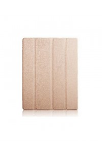 iPad 2/3/4 Smart Leather Case | Gold