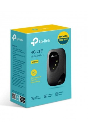 TP Link 4G LTE Mobile Wi-Fi Router I M7000
