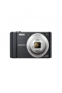 Sony CyberShot DSC-W810 Camera I Black